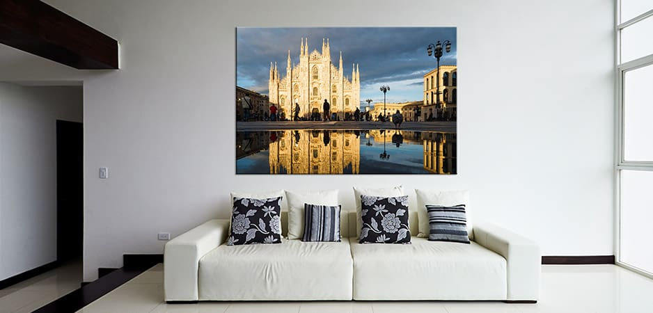 Canvas Printing - Stampa Su Canvas
